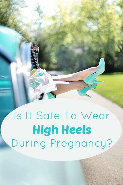 Should Not Pregnant Women Wear High Heels?